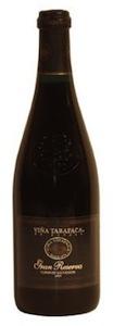 Tarapaca Cabernet Sauvignon Gran Reserva - Black Label